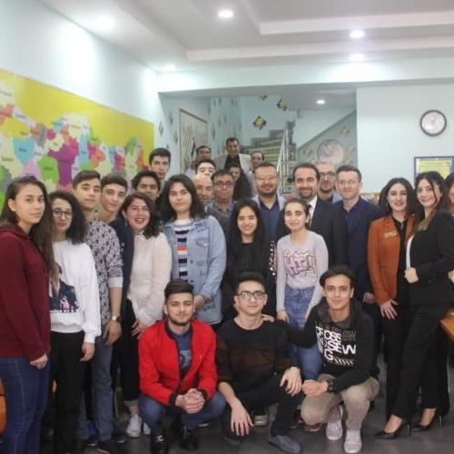 Doktorlarımız Azerbaycanda