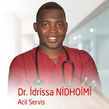 Dr. İdrissa NİDHOİMİ