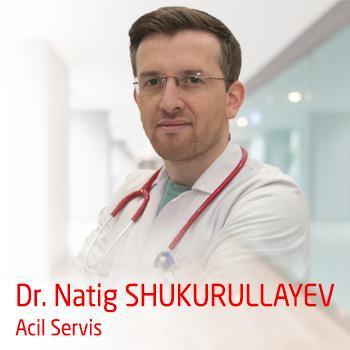 Dr. Natig SHUKURULLAYEV