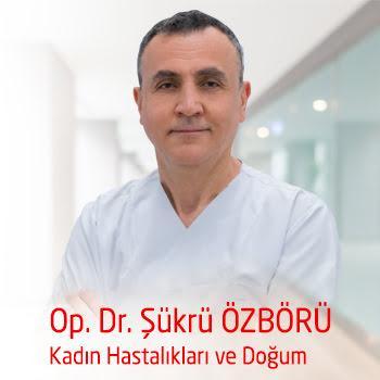 Op. Dr. Şükrü ÖZBÖRÜ