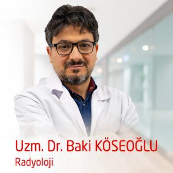 Uzm. Dr. Baki KÖSEOĞLU