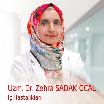 Uzm. Dr. Zehra SADAK ÖCAL