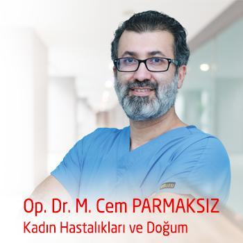 Op.Dr. M. Cem PARMAKSIZ