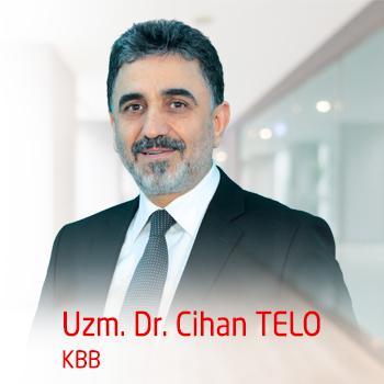 Uzman Dr. Cihan TELO